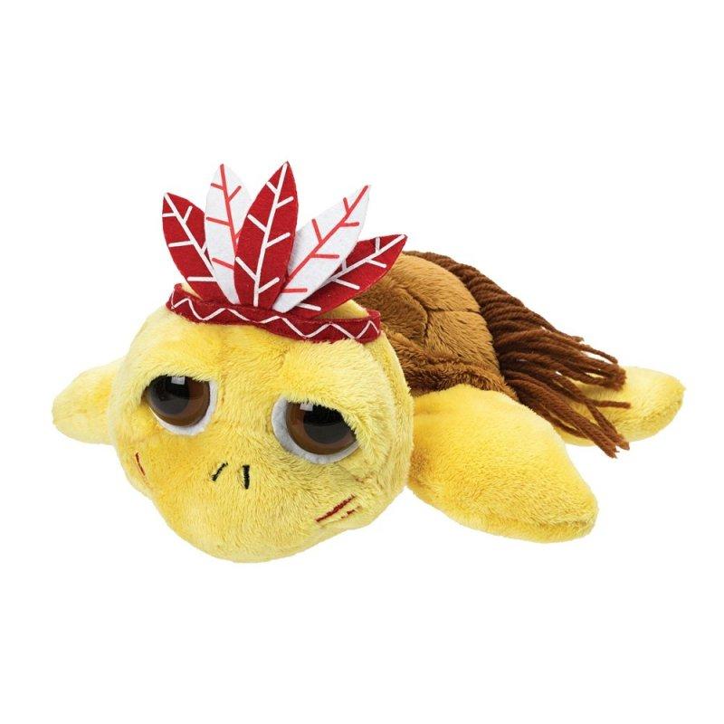 Schildkröte Chief, 24cm   LiL Peepers Kuscheltier der englischen Marke SUKIgifts
