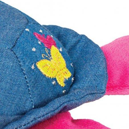 Schildkröte Yuna, Detail | LiL Peepers Kuscheltier der englischen Marke SUKIgift