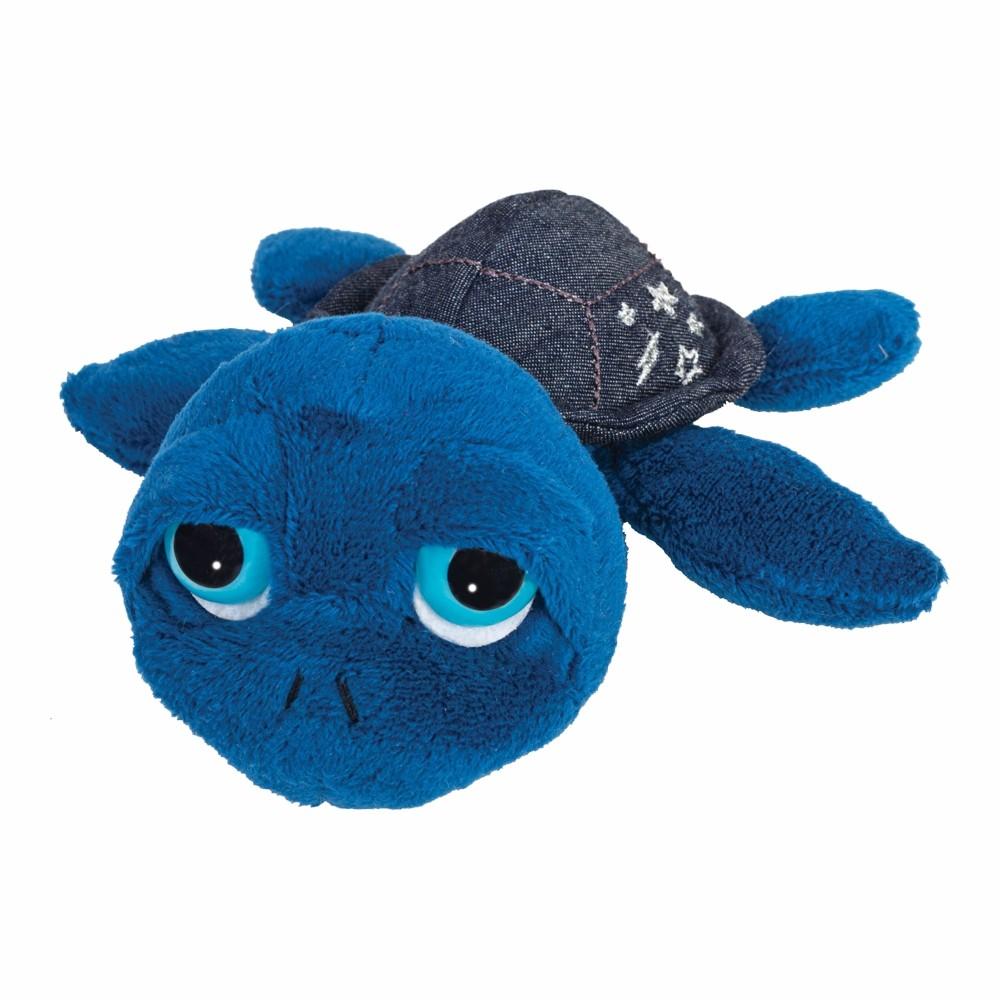 Schildkröte Mo, blau 24cm | LiL Peepers Kuscheltier der englischen Marke SUKIgift