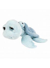 Schildkröte Cruise, 24cm mit Baby   LiL Peepers Kuscheltier der englischen Marke SUKIgift