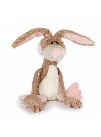 Hase Lazy Bunny, 30cm   sigikid BEASTtown Kuscheltier für Jugendliche und Erwachsene