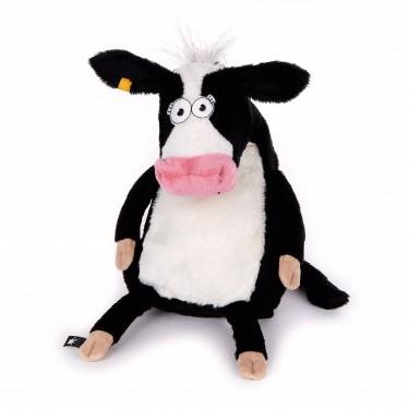 Kuh Milk on the Fields, 36 cm | sigikid BEASTtown Kuscheltier für Jugendliche und Erwachsene