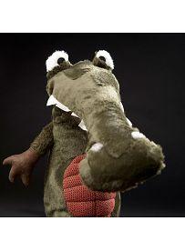 Krokodil Taste of Tropics, 47 cm | sigikid BEASTtown Kuscheltier für Jugendliche und Erwachsene