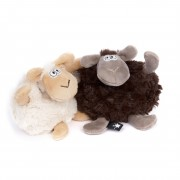 Schafe IN GOOD AND BAD DAYS, 18cm   sigikid BEASTtown Kuscheltier für Jugendliche und Erwachsene