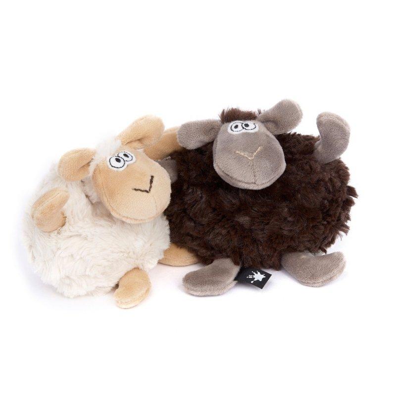 Schafe IN GOOD AND BAD DAYS, 18cm | sigikid BEASTtown Kuscheltier für Jugendliche und Erwachsene