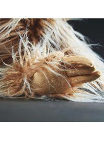 Faultier Trudel Trude, 40cm | sigikid BEASTtown Kuscheltier für Jugendliche und Erwachsene