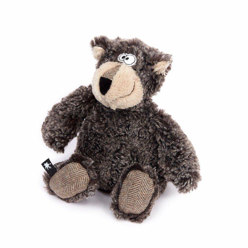 Teddybär Bonsai's Brother, 22cm | sigikid BEASTtown Kuscheltier für Jugendliche und Erwachsene