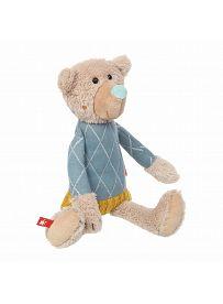 Teddybär, 30cm   sigikid Patchwork Sweety Kuscheltier
