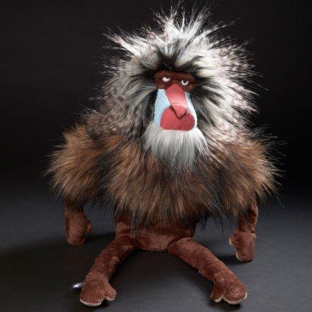 Affe King Bombastic, 46cm | sigikid BEASTtown Kuscheltier für Jugendliche und Erwachsene