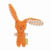Greifling Hase orange, 12cm | sigikid GREEN Bio Collection