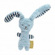 Greifling Hase blau, 12cm | sigikid GREEN Bio Collection