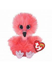 Flamingo Franny, 15cm rosa Ty Beanie Boo's