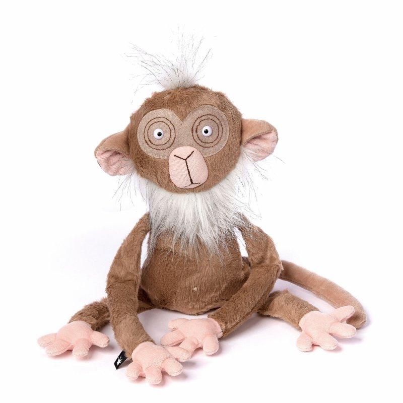 Affe Mama Makaka, 37cm   sigikid BEASTtown Kuscheltier für Jugendliche und Erwachsene