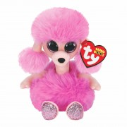 Pudel Camilla, 15cm pink Ty Beanie Boo's