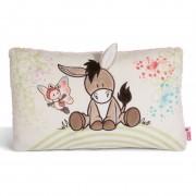Esel & Schmetterling, Kissen rechteckig | NICI Spring Edition 2020