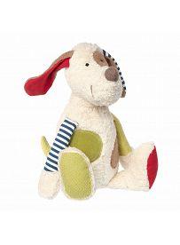 Kuscheltier Hund Fips, 32cm   sigikid GREEN Bio Collection