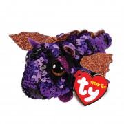 Chihuahua Yappy, violett - rost | Teeny Ty Flippables