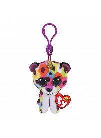 Ty Beanie Boos Plüschtiere: Leopard Giselle, Anhänger | Kuscheltier.Boutique