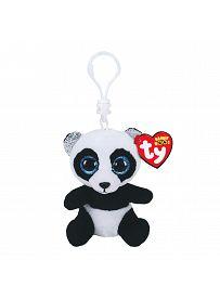 Ty Beanie Boos Plüschtiere: Panda Bamboo, Anhänger | Kuscheltier.Boutique