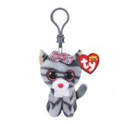 Katze Kiki, 10cm | Ty Beanie Boo's Schlüsselanhänger