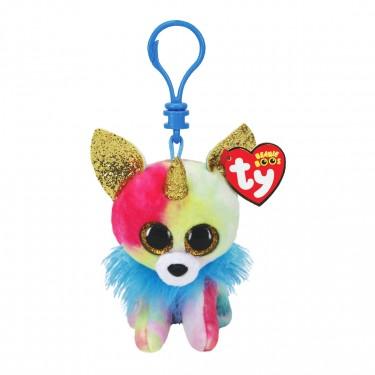 Chihuahua Einhorn Yips, 10cm | Ty Beanie Boo's Schlüsselanhänger