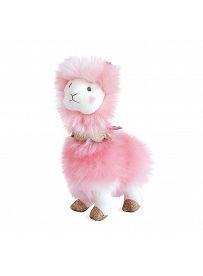 Lama, rosa 20 Histoire d'Ours | Kuscheltier.Boutique