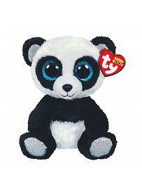 Panda Bamboo, schwarz-weiß 15cm   Ty Beanie Boo's Kuscheltiere