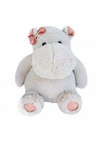 Nilpferd Hippo Girl, 38cm Plüschtier Histoire d'Ours   Kuscheltier.Boutique