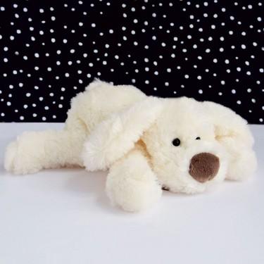 Hund Cookie, 25cm cremefarben Plüschtier Histoire d'Ours   Kuscheltier.Boutique