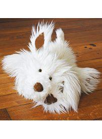 Hund, 40cm cremefarben Plüschtier Histoire d'Ours | Kuscheltier.Boutique