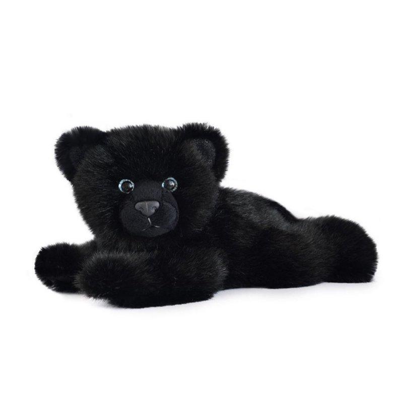 Panther, 23cm schwarz Plüschtier Histoire d'Ours | Kuscheltier.Boutique