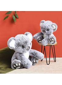 Koala, hellgrau Plüschtier Histoire d'Ours   Kuscheltier.Boutique