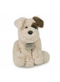 Terrier Brownie braun, 23cm Plüschtier in Geschenkkarton Histoire d'Ours | Kuscheltier.Boutique