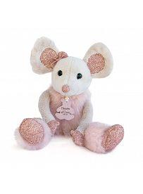 Maus Etoile, 22cm Plüschtier im Karton Histoire d'Ours | Kuscheltier.Boutique