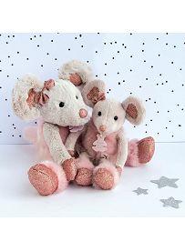 Maus Etoile, 32cm Plüschtier im Karton Histoire d'Ours | Kuscheltier.Boutique