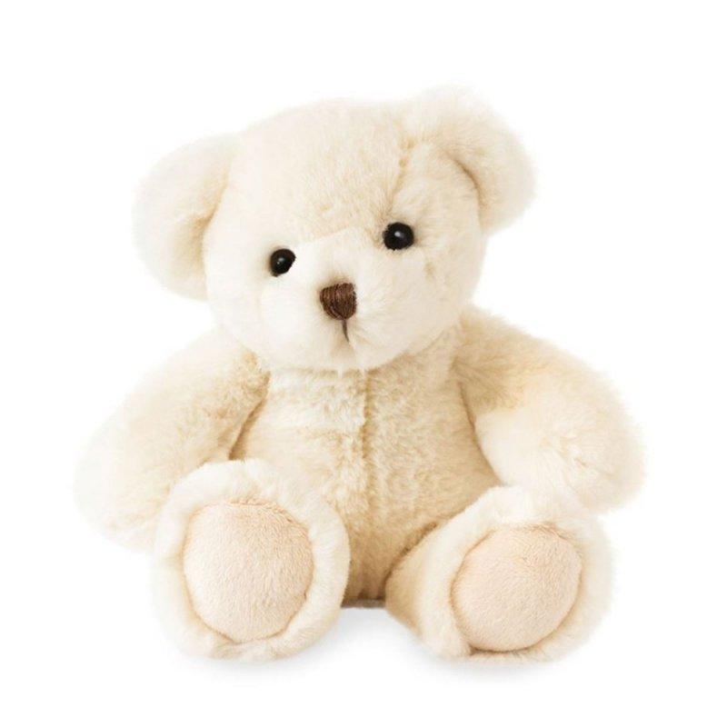 Teddybär Titours, cremeweiß 27cm Histoire d'Ours   Kuscheltier.Boutique
