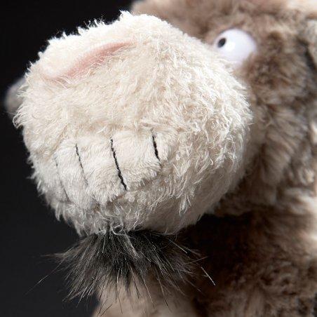 Ziege Zicken Ziege, 37cm | sigikid BEASTtown Kuscheltier für Jugendliche und Erwachsene