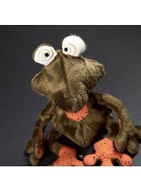 Frosch Frog Dog, 32cm | sigikid BEASTtown Kuscheltier für Jugendliche und Erwachsene