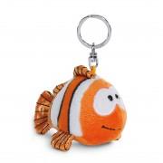 Clownfisch Klaus-Fisch, 10cm  | NICI Summer Friends Schlüsselanhänger