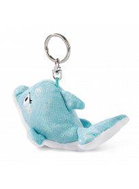 Delfin Del-Finchen, 10cm | NICI Summer Friends Schlüsselanhänger