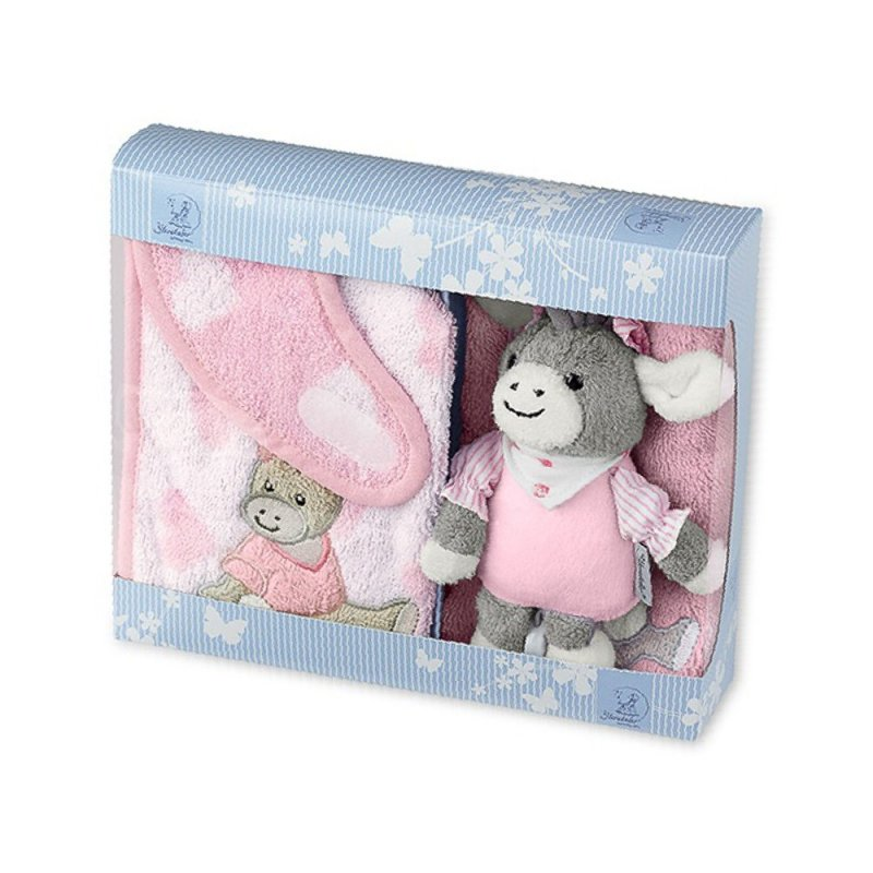 Verpackung Sterntaler Geschenkset: Esel Emmi Girl rosa