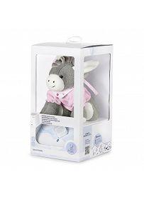 Esel Emmi Girl rosa   Sterntaler Verpackung Chilling Box für Mädchen