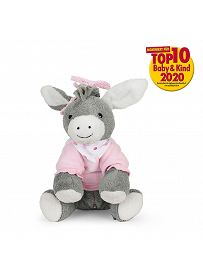 Esel Emmi Girl rosa   Sterntaler Chilling Box für Mädchen