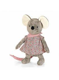 Maus Mabel, 37cm | Sterntaler Kuscheltier ohne Rassel