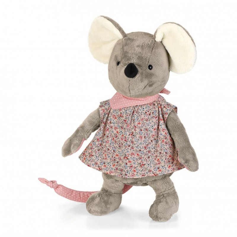 Maus Mabel, 37cm   Sterntaler Kuscheltier ohne Rassel