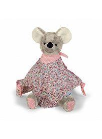 Maus Mabel rosa, 32cm   Sterntaler Schmusetuch ohne Rassel