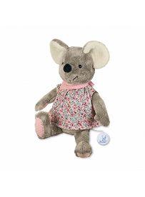 Maus Mabel, 30cm   Sterntaler Spieluhr groß mit herausnehmbaren Spielwerk