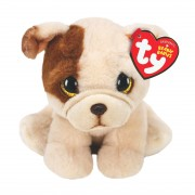 Mops Hund Houghie, 15cm | Ty Beanie Babies Classic