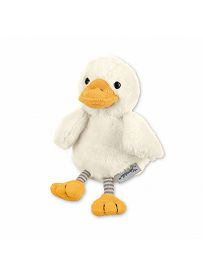 Ente Edda beige, 14cm | Sterntaler Kuscheltier mit Rassel