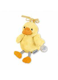 Ente Edda Baby, 17cm   Sterntaler Spieluhr klein mit herausnehmbaren Spielwerk